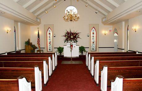 Special Memory Chapel