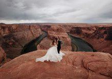 Esküvő a Grand Canyonban