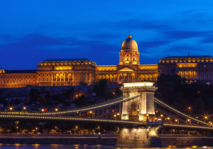 DISCOVER THE HEART OF EUROPE: VIENNA-PRAGUE-BUDAPEST /8 DAYS